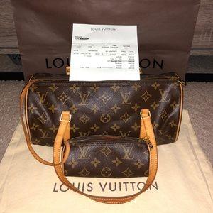 Louis Vuitton papillon 30